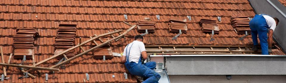stormschade reparatie in Vlaardingen